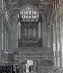 Gray Organ @ West end gallery (c 1825 )