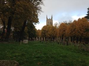 Great Churchyard