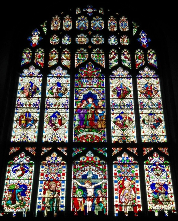 West window 1